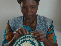 This woman is one of the best basket weavers